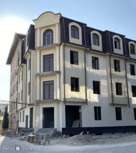 Купить 2-комнатную квартиру в новостройке на ул.Глинки в Ташкенте
